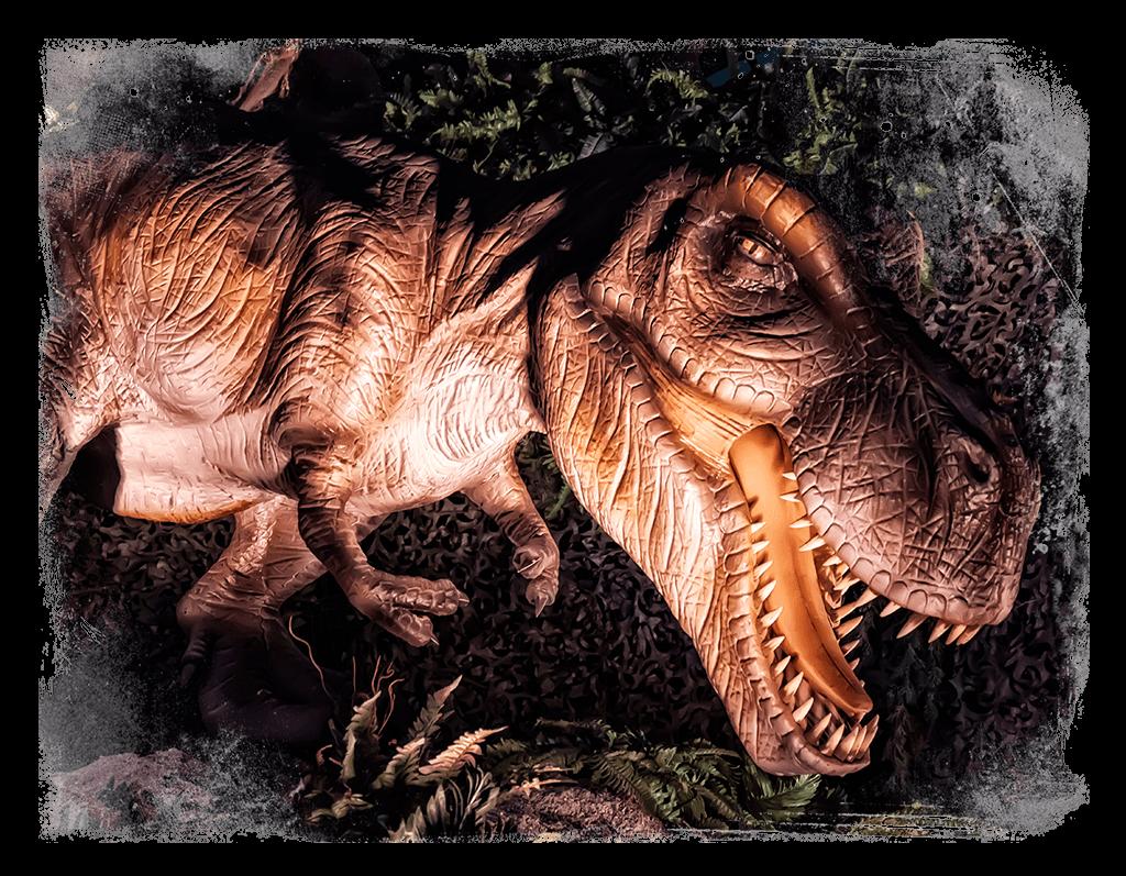 Saurios Exposicion dinosaurios